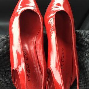 Charles Jourdan woman's 1.5 inch Heels size 8.5B